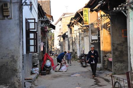 street life: Yangshuo Xingping town