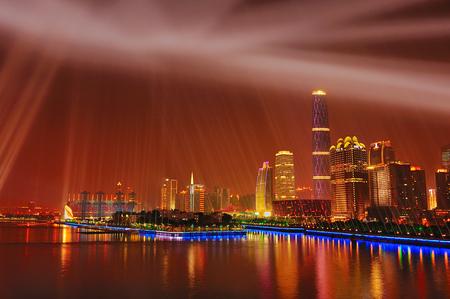 Guangzhou: Guangzhou city night view