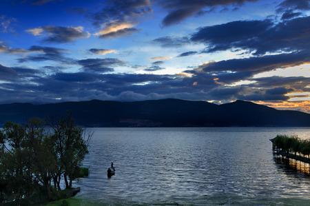 Erhai landscape view