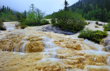 national geographic: Yellow Dragon scenery