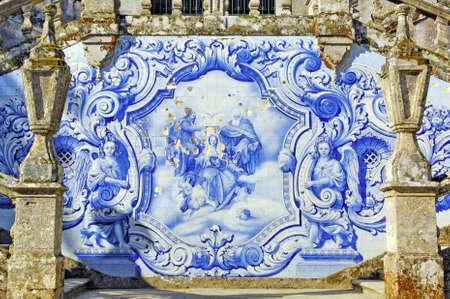 senhora: Portugal, Lamego: Sanctuary Nossa Senhora dos Remedios