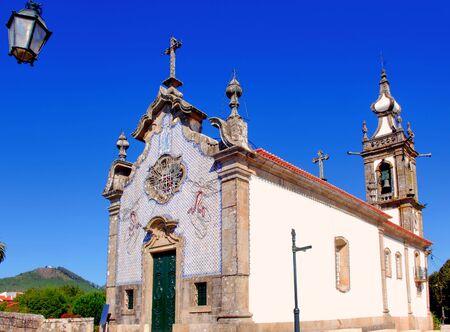 lima province: Portugal, Ponte de Lima: San Antonio church
