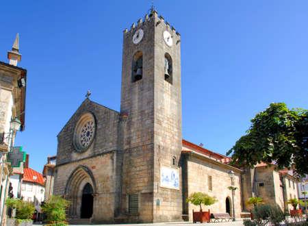 lima province: Portugal, Ponte de Lima: ancient roman style Church