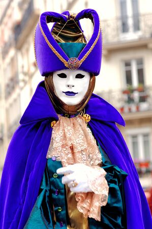 mardigras: France. Paris: Celebration of the grape harvest of Montmartre