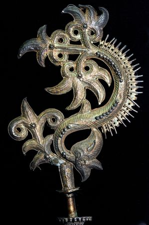 bijoux: Indonesia: Very old jewel probably in gold
