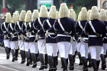 republican: Portugal, Lisbon: Republican Guard ; the famous portuguese guard