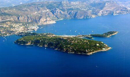 swimming cap: France, Nice:  the famous Saint Jean Cap Ferrat, a place for millionaires