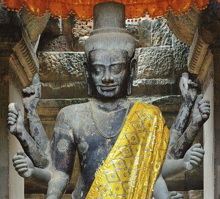 12th century: Angkor Wat