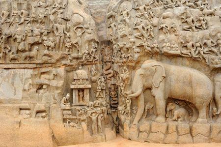 mamallapuram: India Mahabalipuram