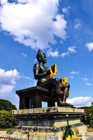 king ramkhamhaeng: King Ramkhamhaeng monument