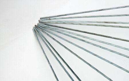 elongacion: Las cadenas de metales en imagen aislada