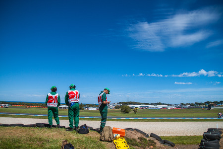 venues: Philip island, October 2013 - Tissot Australian Motorcycle Grand Prix - the motorcycle venues around the curcuit