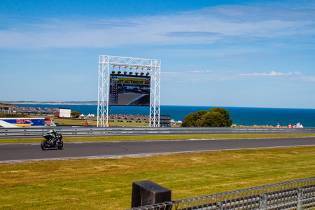 Philip island, October 2013 - Tissot Australian Motorcycle Grand Prix - the motorcycle venues around the curcuit