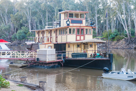 echnology: The ship in the Murray river Editorial