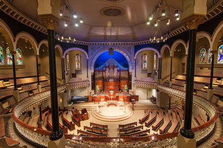 The church in Melbourne Australia Editorial