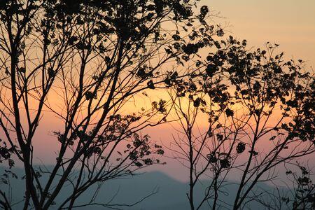 Sunrise at Doi Samer Dao