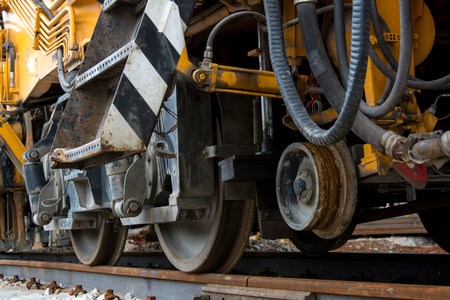 power delivery: Train railway