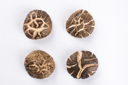 Delicious dried mushrooms Stok Fotoğraf