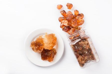 Nourishing Chinese medicine peach gum