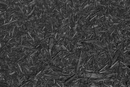 A dark mulch close up for backgrounds.