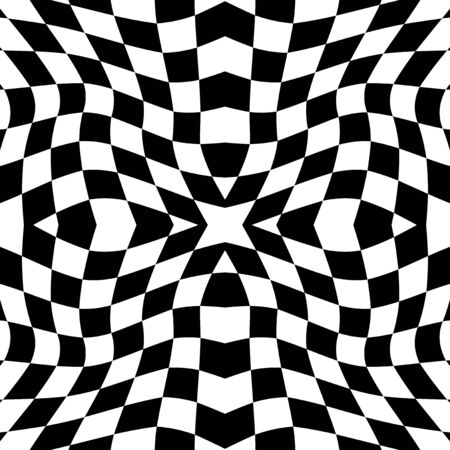 opticheky abstraction Illustration