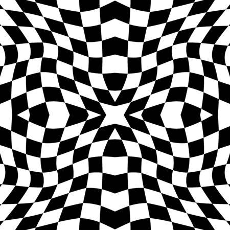 abstrakce: opticheky abstrakce Ilustrace