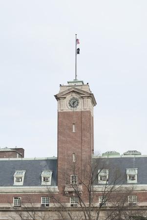 staten: Staten Island Borough Hall Editorial