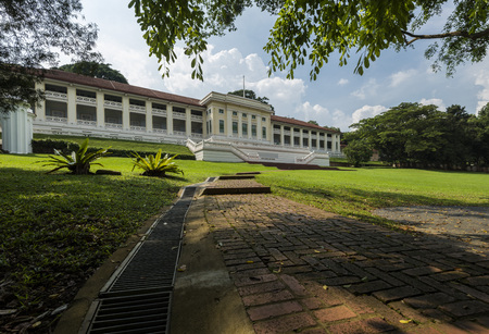 Fort Canning Art Centre, Fort Canning, Singapore Sajtókép