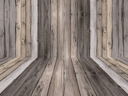 pale colours: Interior room with Wood texture background