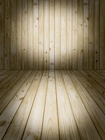 on wood floor: Wood texture for background.  Wall and Floor