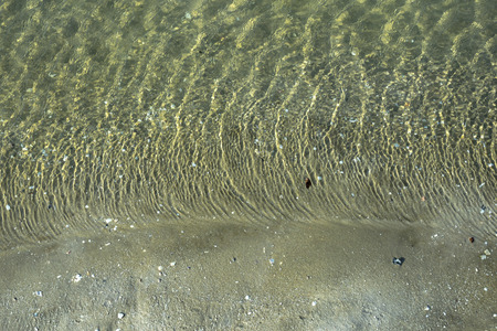 waft: Sand and water by the sea for background