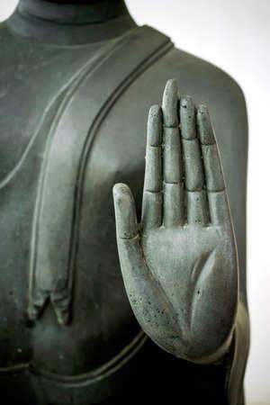buddha hand: Buddha hand.  Abstract Religion with Buddha hand.