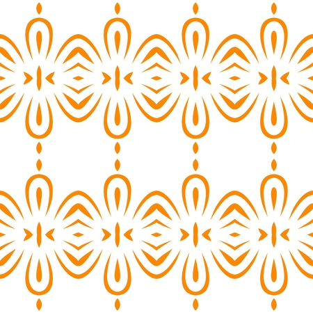 symmetrical geometric seamless pattern. Design element for art.