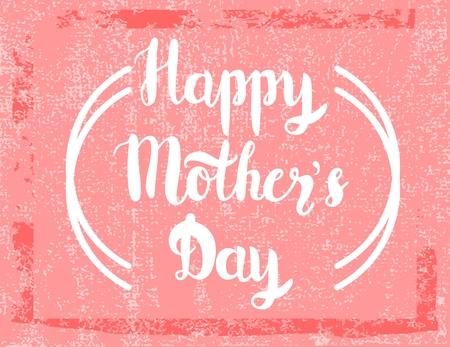 Feliz Día de la Madre Foto de archivo - 77475956