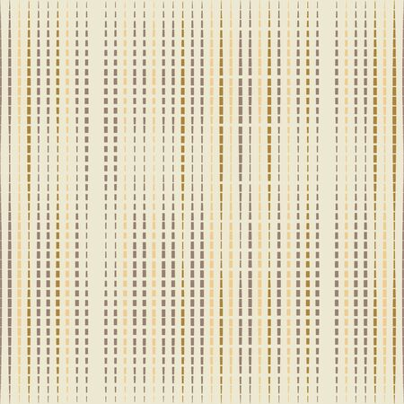 Stylized lines seamless vector pattern. Neutral beige colors universal texture.