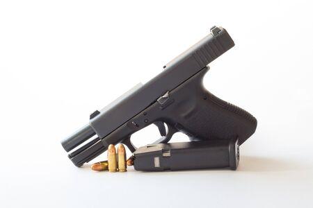 Pistol photo