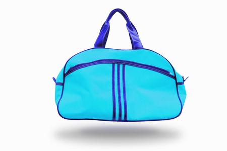 Light Blue sports bag