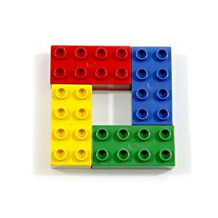 color block: colorful blocks