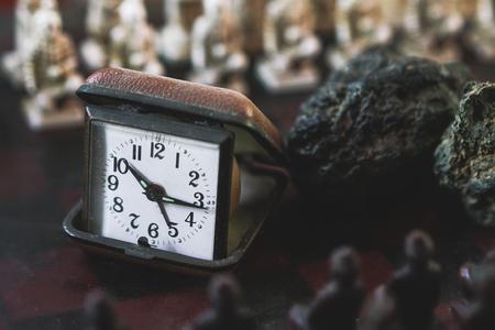 Old vintage locket pocket watch Reklamní fotografie