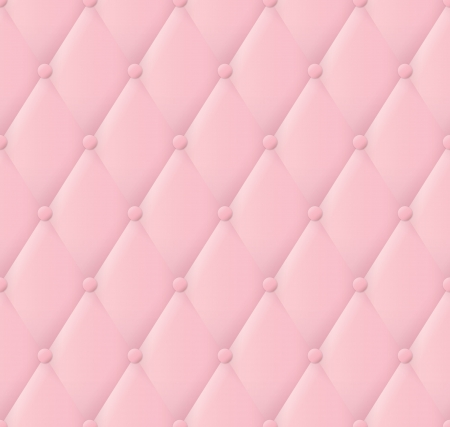 abstract pink upholstery background. Vector