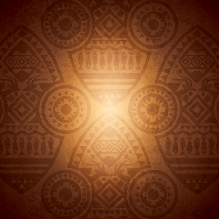 african culture: African background design