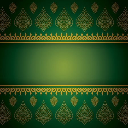 Asian Art Background, Asian art pattern vector   Stock Vector - 21640120