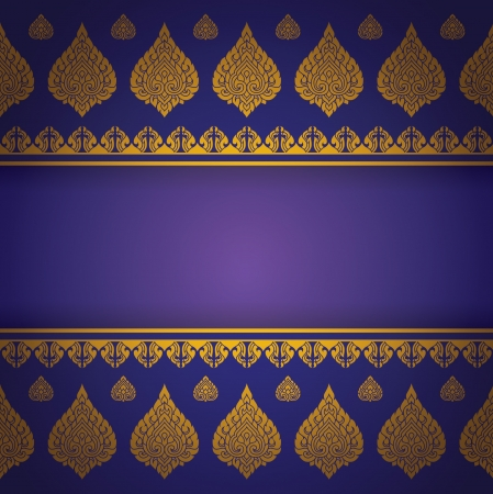 Asian Art Background, Asian art pattern vector   Vector
