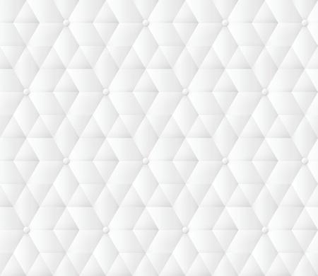 abstrakte Polsterung Hintergrund Nahtlose Hintergrund Vektorgrafik