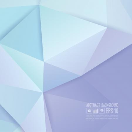 3d shape: Sweet pastel background for cover design