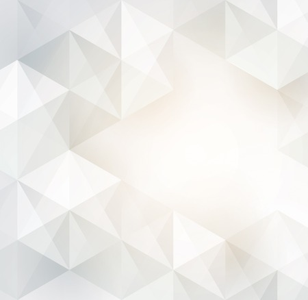 textured backgrounds: White geometric background