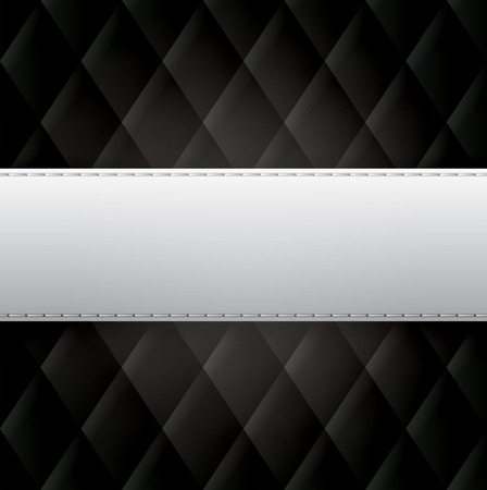diamond background: upholstery  Illustration