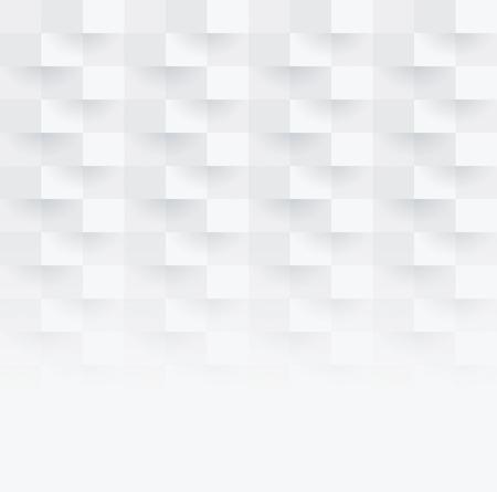 Weiß abstrakten Hintergrund Vektor. Standard-Bild - 43261344