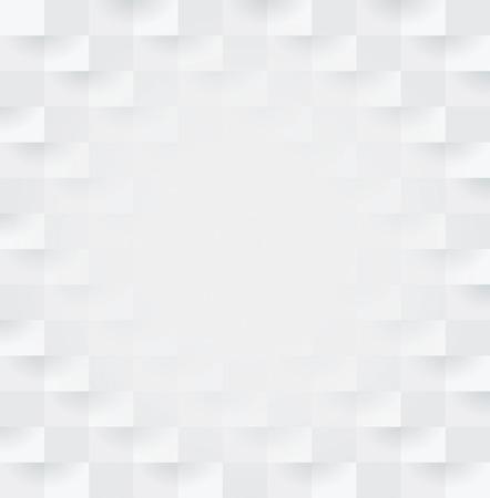 Fondo abstracto blanco del vector. Foto de archivo - 43874611