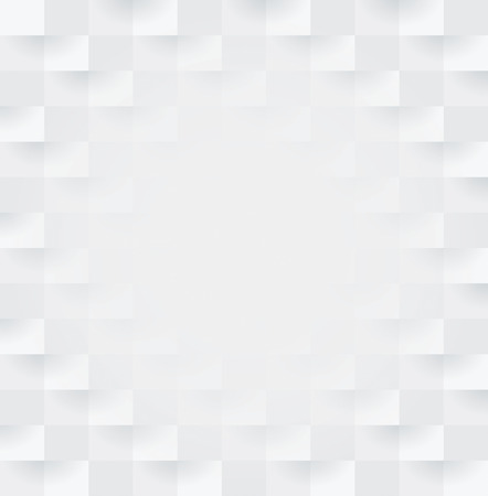 White abstract background vector. Reklamní fotografie - 43874611